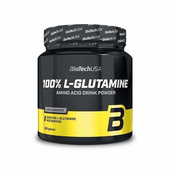 100 % L-Glutamine 500g