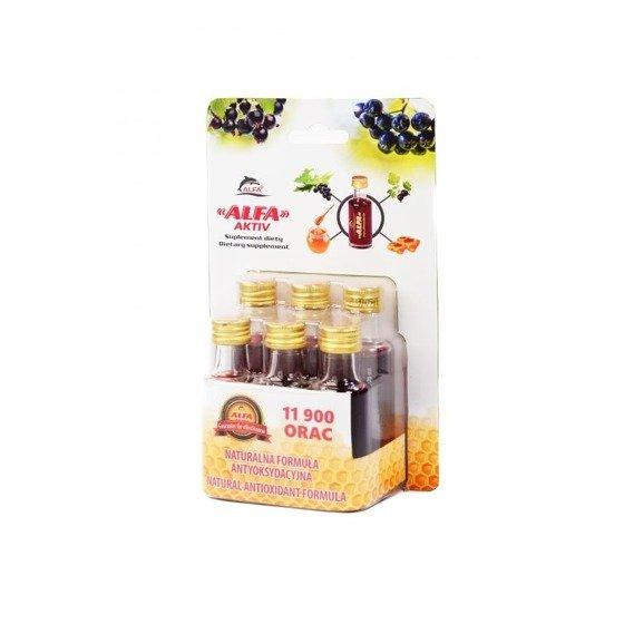 11 900 Orac Natural Antioxidant Formula 6 X 20 ml