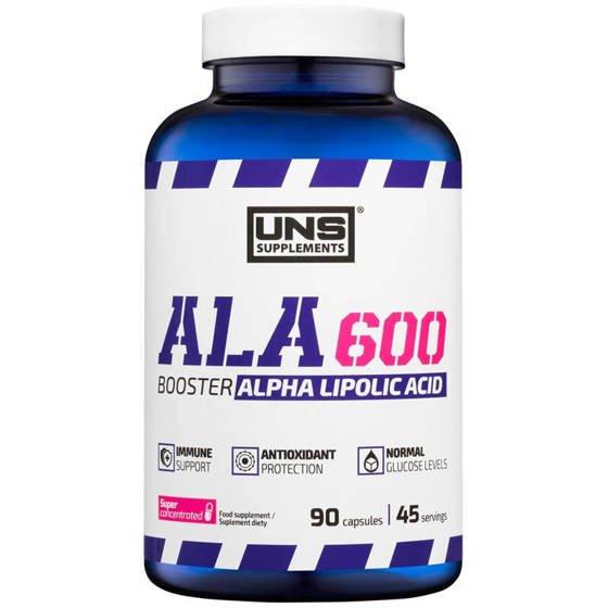 Ala 600 90 caps
