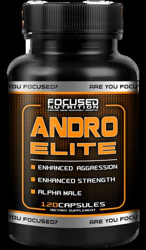 Andro Elite 120 caps