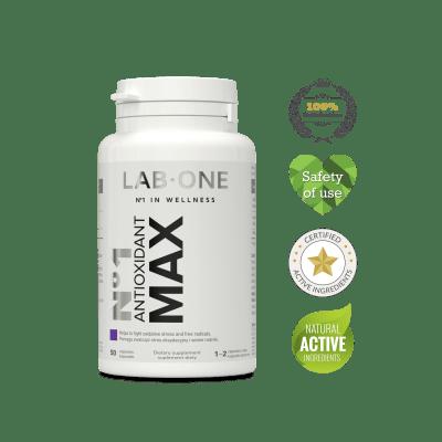 Antioxidant Max 50 caps