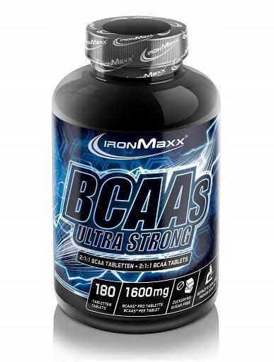 BCAA Ultra Strong 180 caps