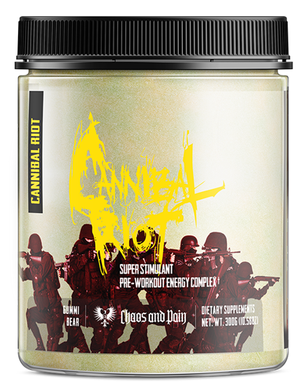 Cannibal Riot 312g - Version USA