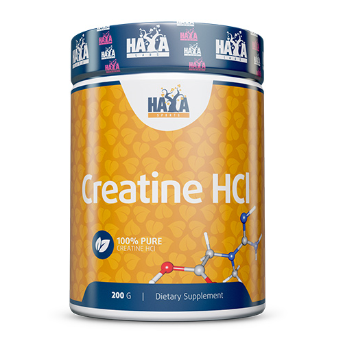 Creatine HCL 100% Pure 200g