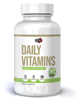 Daily Vitamins 100 caps