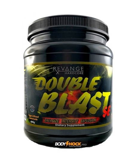 Double Blast 600 g