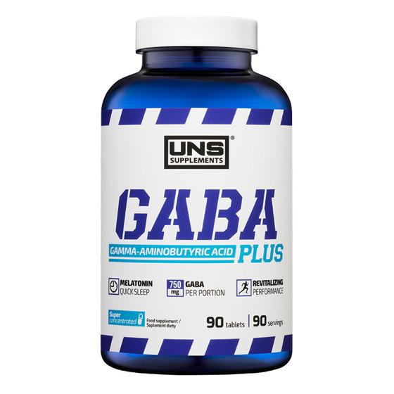 Gaba Plus 90 caps
