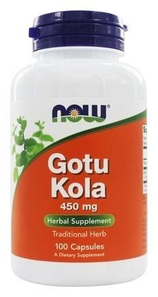 Gotu Kola 450 mg 100 caps.