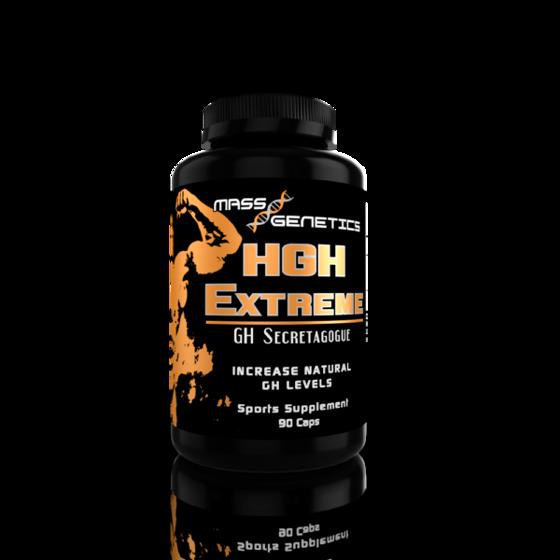 HGH Extreme 10mg MK-677 90 caps