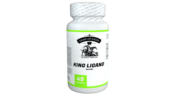 King Ligand 45 caps