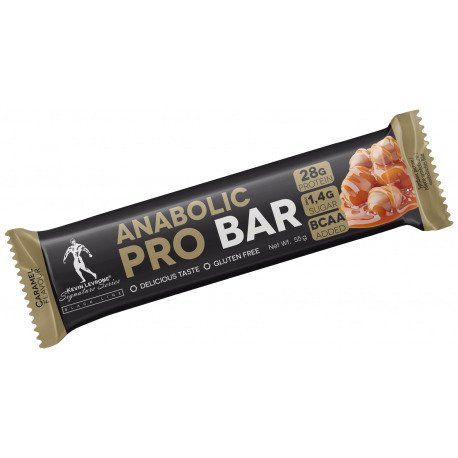 Levrone Anabolic Pro Bar 24X 68g - bundle