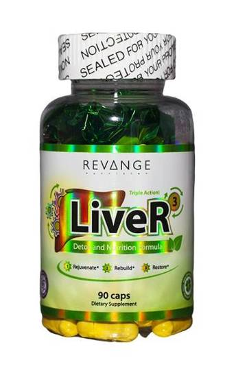 Liver3 90 caps