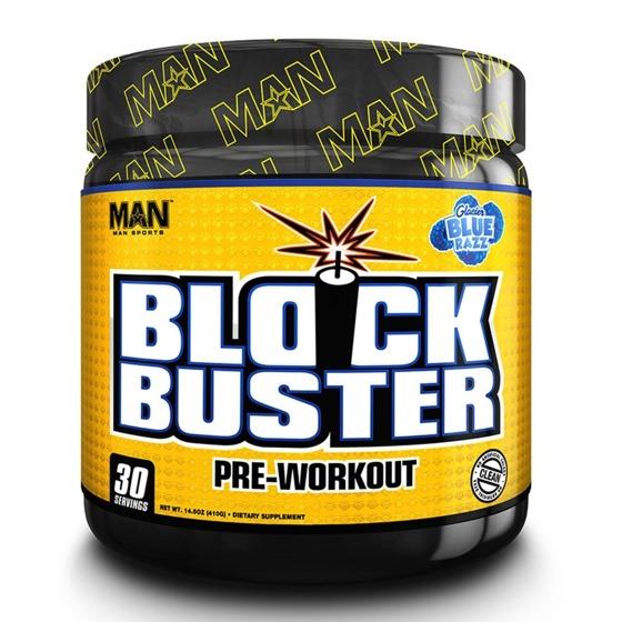MAN BLOCK BUSTER 410G