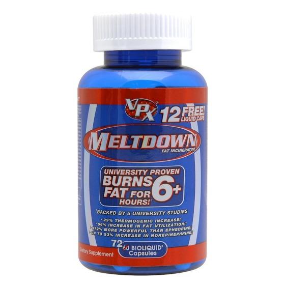 Meltdown 72 caps