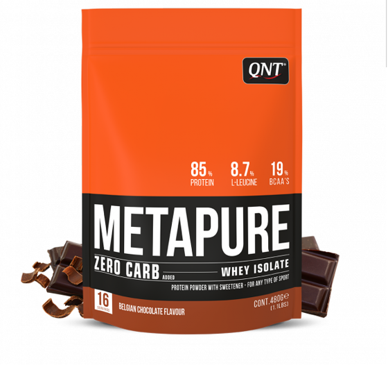 Metapure Zero Carb 480g