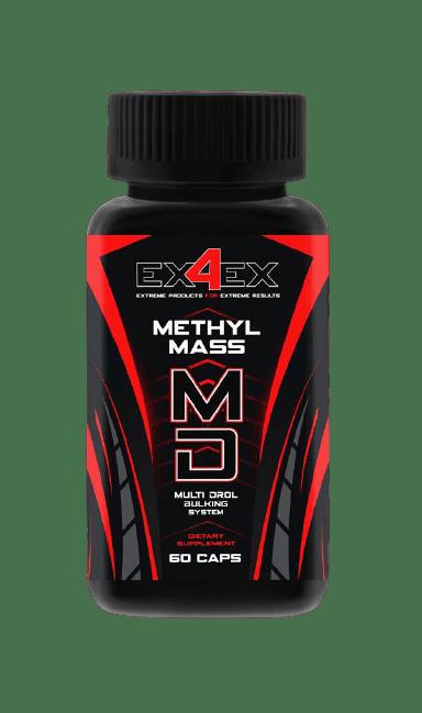 Methyl Mass 60 caps