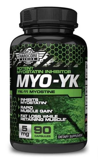 Myo-YK 5mg 90 caps