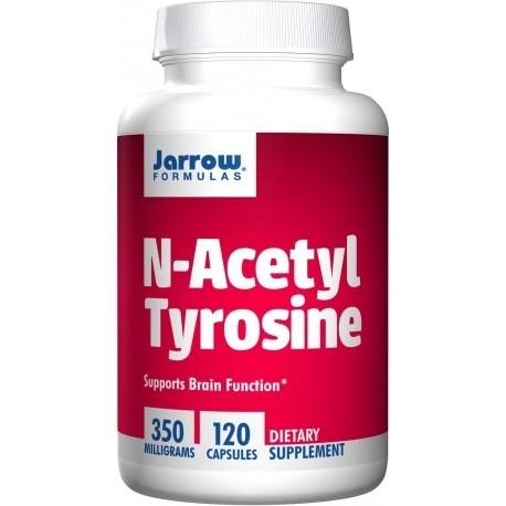 N-Acetyl Tyrosine 350mg 120 caps