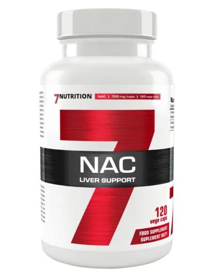 NAC 700 mg 120 caps