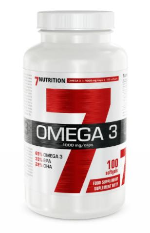 Omega 3 1000mg 100 caps
