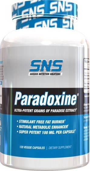 Paradoxine 100mg 120 caps