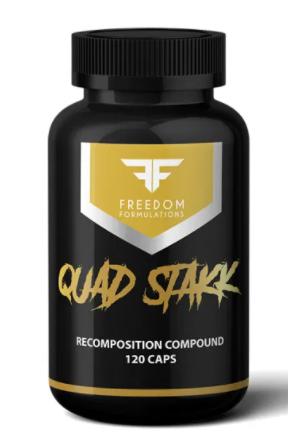 Quad Stack 120 caps