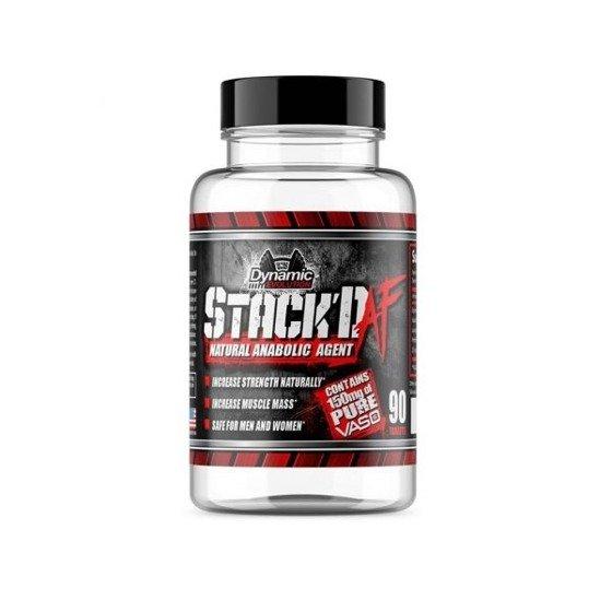 Stack'd AF natural anabolic agent 90 caps