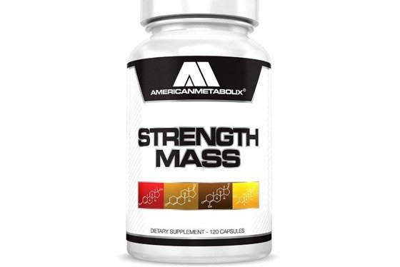 Strength Mass 120 caps