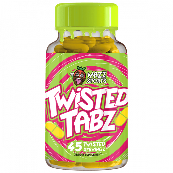 Twisted Tabz 45 caps