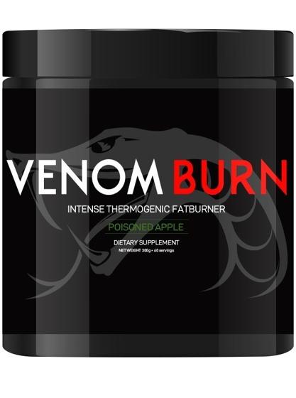 Venom Burn Powdered Thermogenic 300g