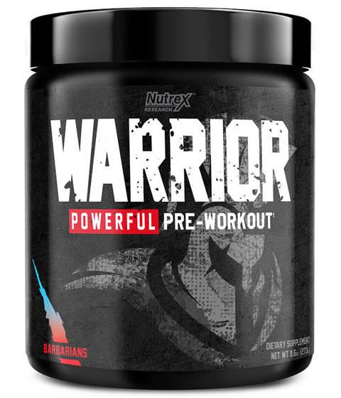 Warrior Powerful pre-workout 273g