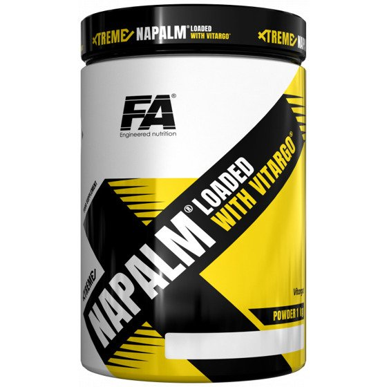 Xtreme Napalm loaded with Vitargo 1000g