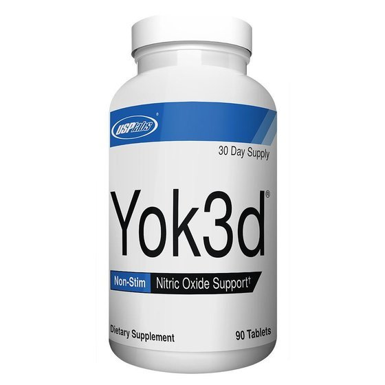 Yok3d nitric oxide support 90 caps