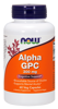 NF Alpha Gpc 60 caps