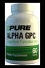 PL Alpha GPC 60 caps