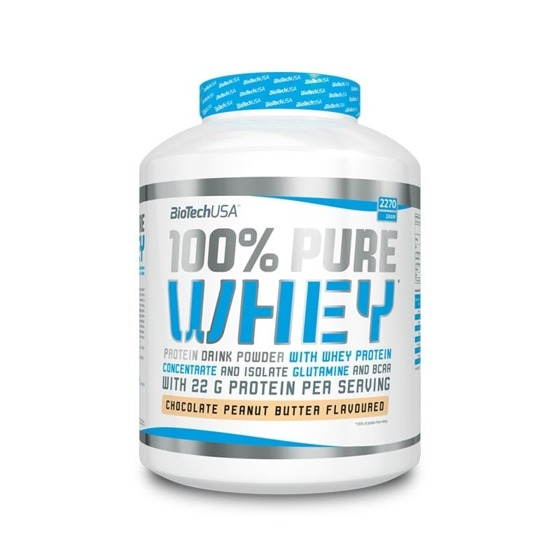 100 % Pure Whey 2270 g