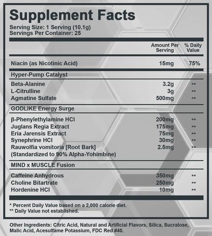 Arez Titanium 253 g