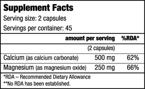 BioTechUSA Calcium Complete 90 caps
