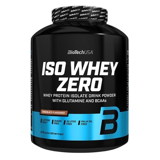 BioTechUSA Iso Whey Zero 2,27kg