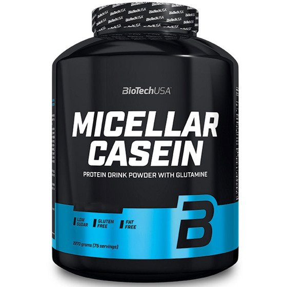 BioTechUSA Micellar Casein 2270 g