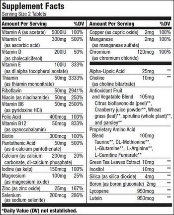 BioTechUSA Multivitamin For Men 60 caps