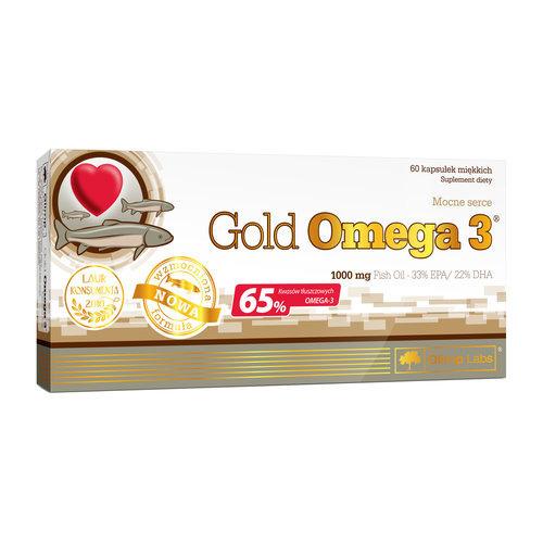 Gold Omega 3 60 caps