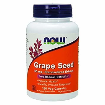 Grape Seed Extract 60 mg 180 caps