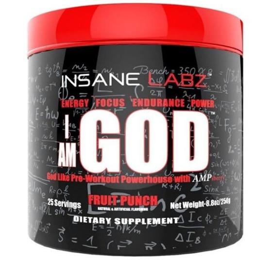 InsaneLabz I am God
