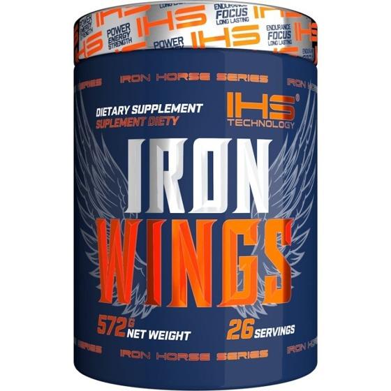 Iron Wings 572 g