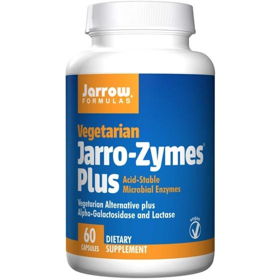 Jarro-Zymes Plus 60 caps