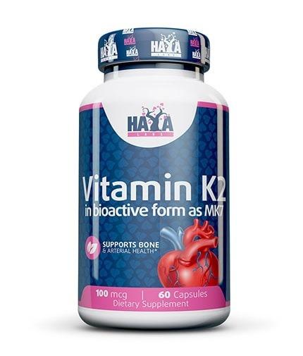 MK-7 Vitamin K2 60 caps