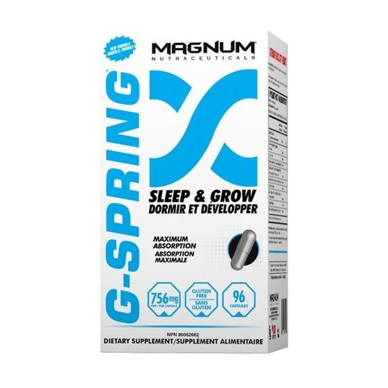 Magnum G-Spring 96 caps