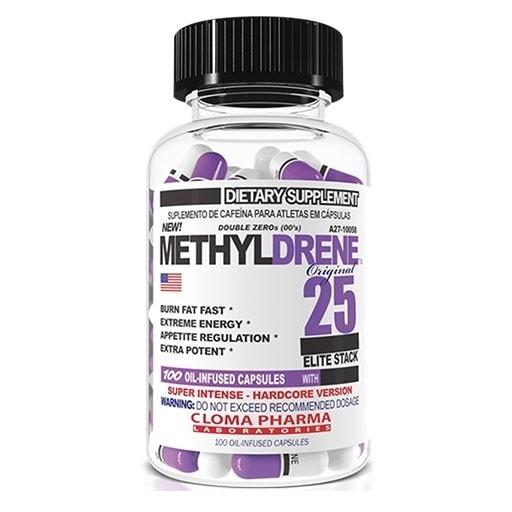 Methyldrene 25 Elite Stack 100 caps