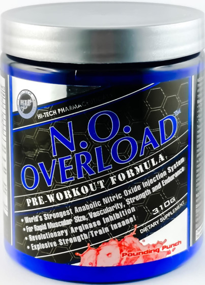 N.O Overload 310 g